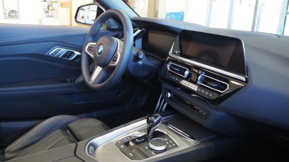 Der neue BMW Z4 Innenraum