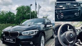 BMW 116d 5-Türer F20 B37