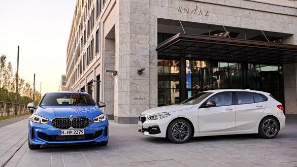 BMW M135i BMW 118d