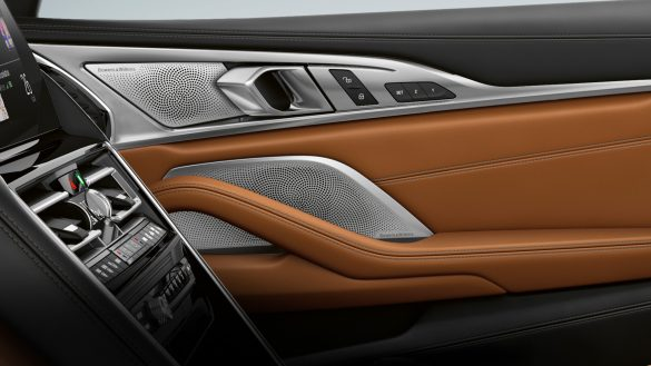 BMW 8er Cabrio Wilkins Diamond Surround Sound System