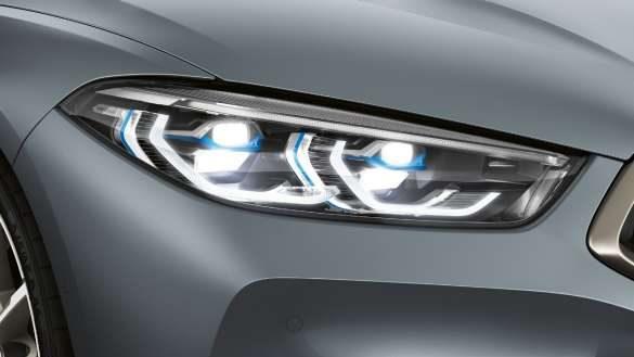 BMW 8er Gran Coupé Laserlicht