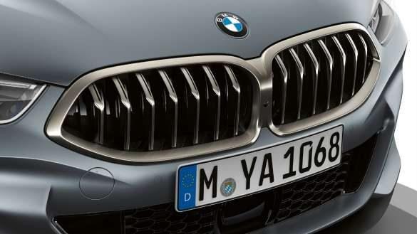BMW 8er Gran Coupé Active Air Stream Niere