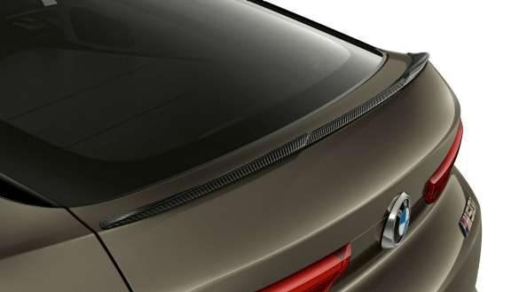 BMW X6 M Carbon Heckspoiler