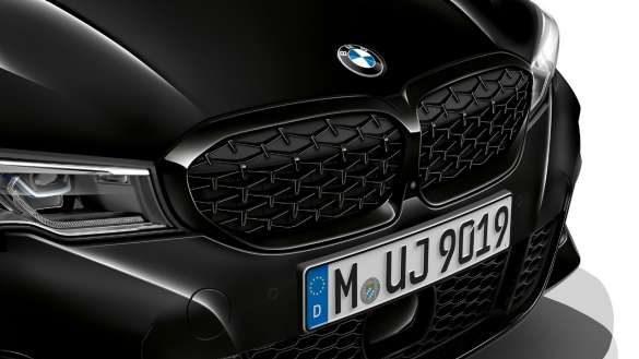 BMW 3er Touring M Niere